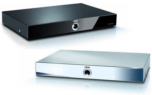 Test du lecteur Blu-ray Loewe BluTech Vision