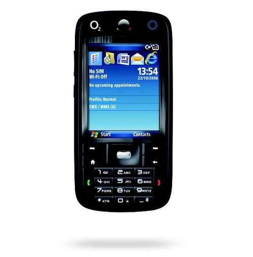O2 lance son SmartPhone Xda Atmos alias HTC S730