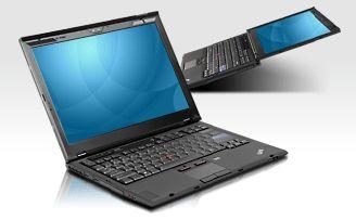 Lenovo ThinkPad X300, plus fin que le MacBook Air ?!