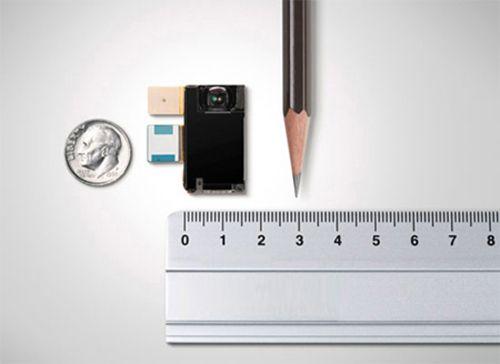 Samsung et son capteur de 8 Mégapixels pour téléphone mobile