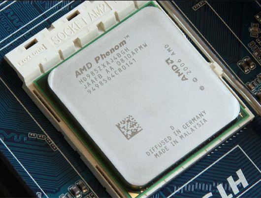 AMD lance ses Phenom X4 B3 et tri-coeurs Phenom X3