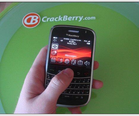 RIM BlackBerry 9000, nouveau SmartPhone pour juin 2008 ?!