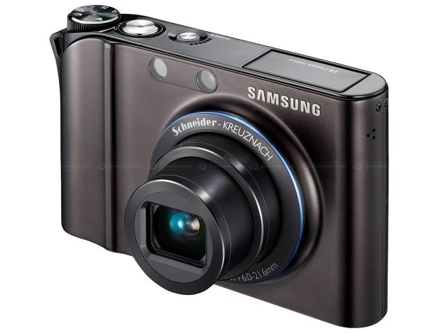 Samsung NV100HD, 14,7 Mégapixels et grand angle de 28mm