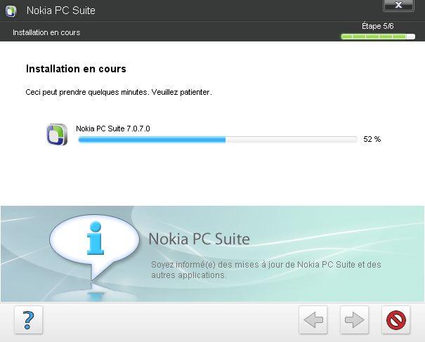 Nokia PC Suite 7 est enfin disponible !!