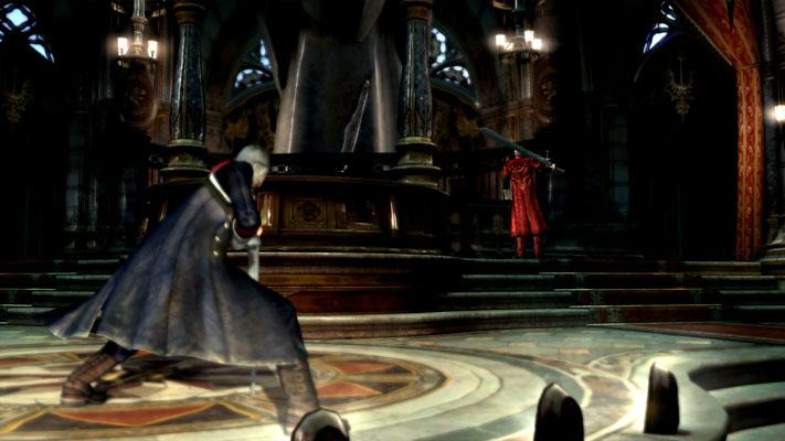 Devil May Cry 4 : Nouvelles images 1