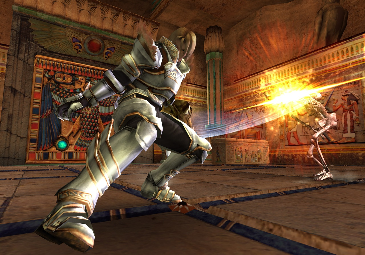 Images de : SoulCalibur Legends 2