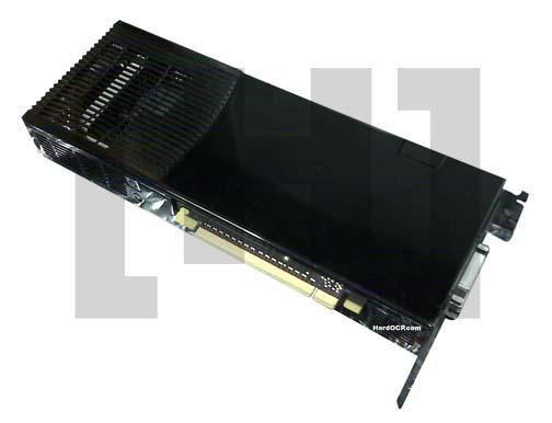 Une NVIDIA GeForce 9800 GX2, pour le 14 fevrier 2008 ?!