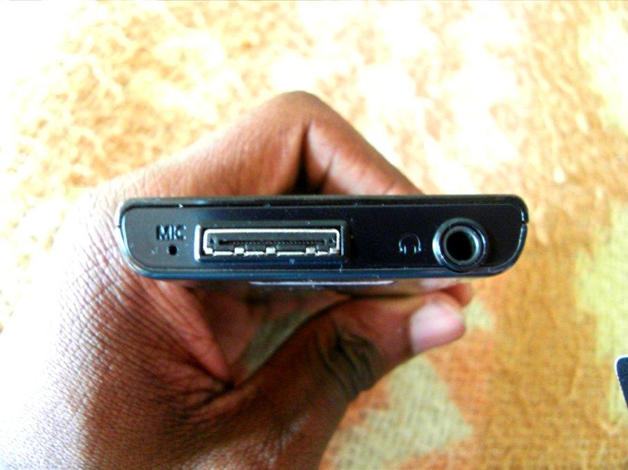 Photos du PMP (Baladeur Multimédia) Samsung Yepp YP-P2 17