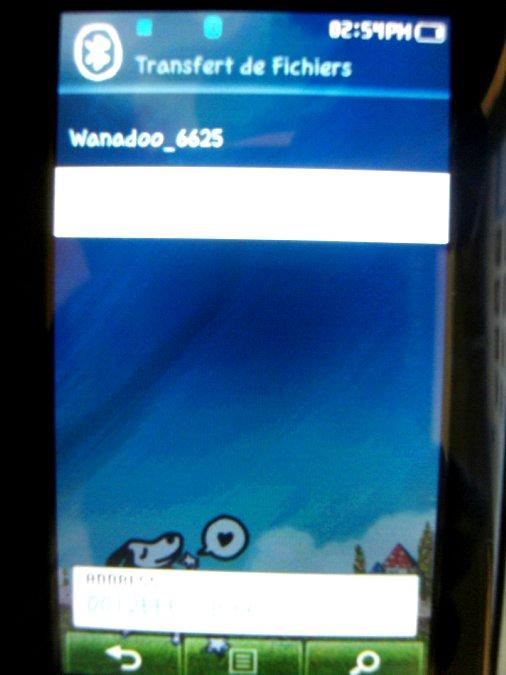 Photos du PMP (Baladeur Multimédia) Samsung Yepp YP-P2 52