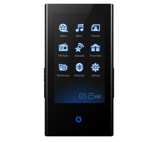 Photos du PMP (Baladeur Multimédia) Samsung Yepp YP-P2 59