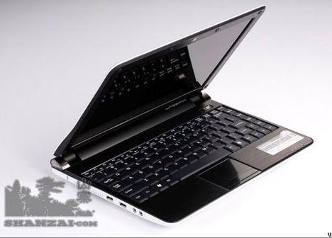 Netbook Suncu 12, un clone du Acer Aspire D150 ?!