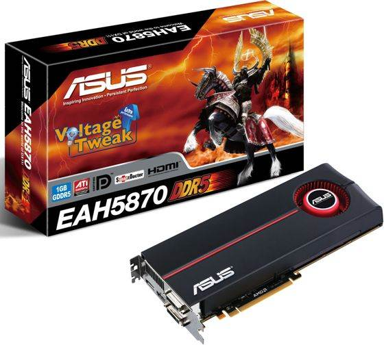 ASUS EAH5800 (ATI Radeon HD 5800)