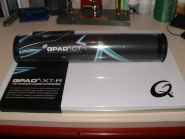 Test Hm-fr : Les tapis de souris QPAD XT-R et QPAD CT