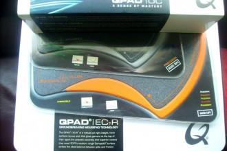 Tapis de souris QPAD et Nova
