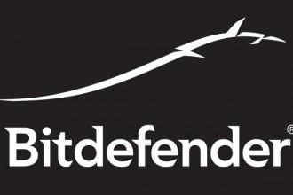 Logo Bitdefender - White on Black