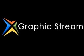 Logo Graphic Stream
