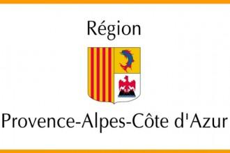Logo Region Provence-Alpes-Cote d'Azur