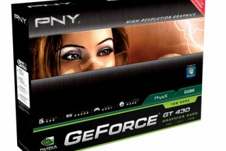 PNY GeForce GT 430 002