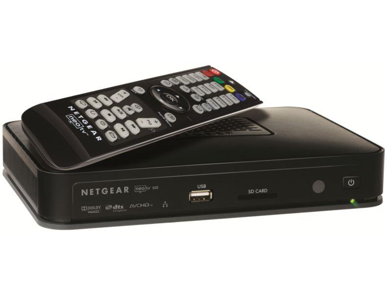 NETGEAR NeoTV 550 01