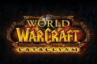 Logo World of Warcraft Cataclysm