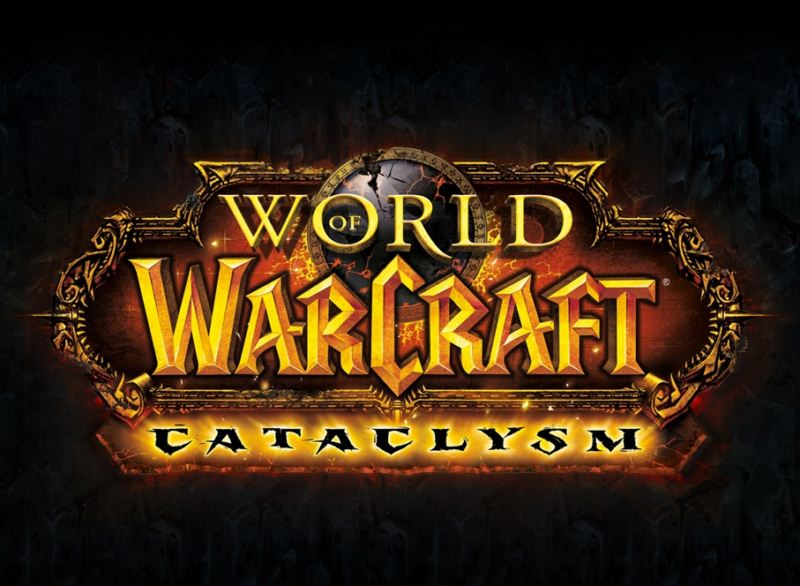 Logo World of Warcraft Cataclysm