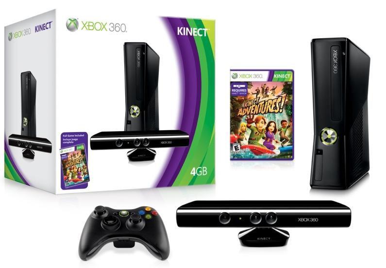 Microsoft Xbox 360 Kinect - Projet Natal