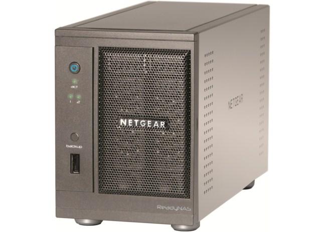 NETGEAR ReadyNAS Ultra 01