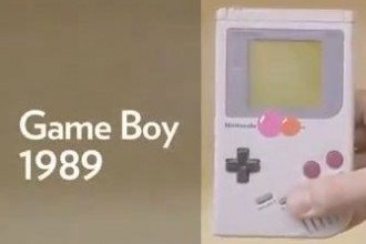 Nintendo Game Boy - 1989