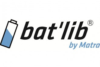 Logo BIT'LIB by Matra