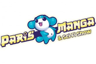 Logo PARIS MANGA & Sci-Fi Show