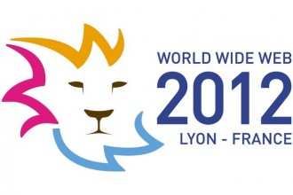 Logo WWW2012 - Lyon - France