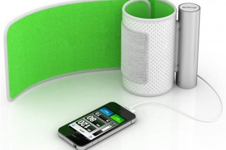 Popsi Cube - Withings Tensiometre