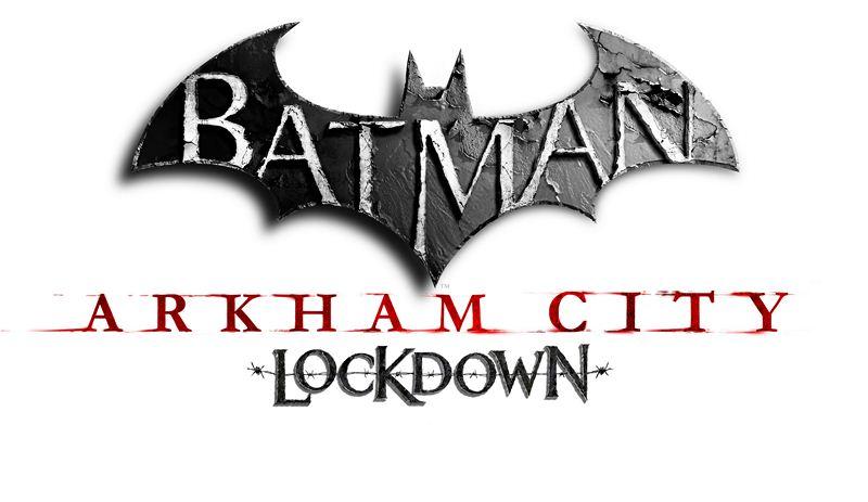 Logo Batman : Arkham City Lockdown
