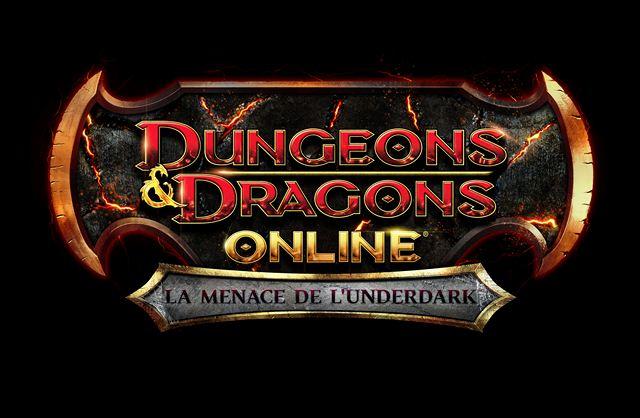 Logo Dungeons & Dragons - La Menace de l'Underdark