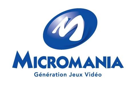 Logo Micromania