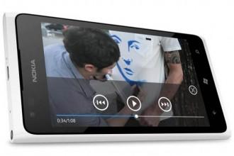 Nokia Lumia 900 Blanc