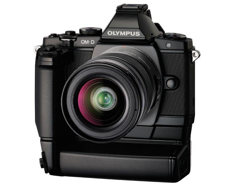 Olympus OM-D E-M5 02
