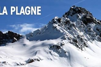 Pistes La Plagne - Alpes