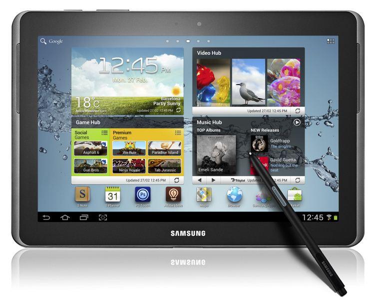 Samsung GALAXY Note 10.1 02
