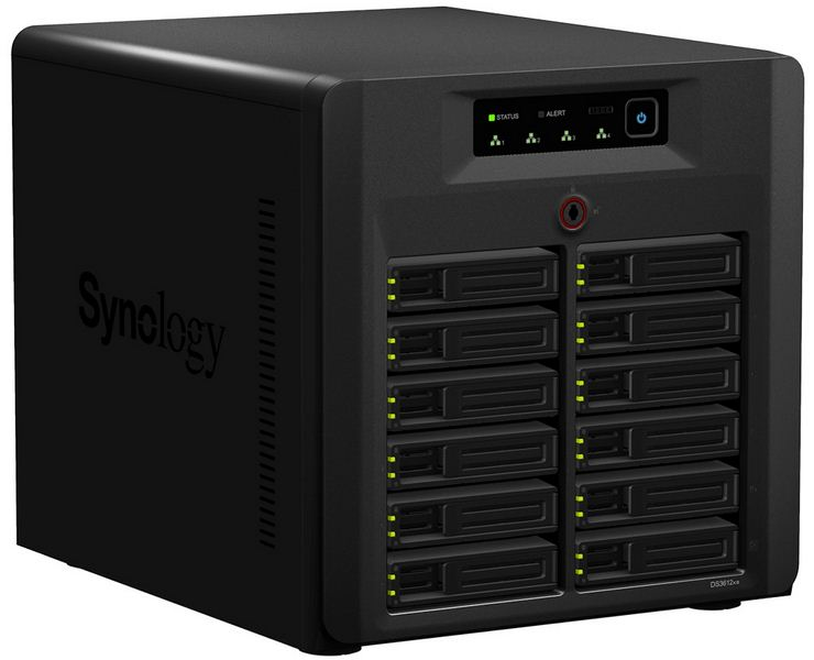 Synology DiskStation DS3612xs 06