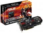 ASUS Radeon HD7870 DirectCU II TOP