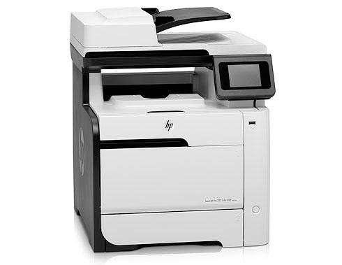 HP LaserJet Pro 300 - M375