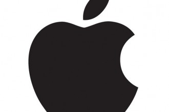 Logo Apple Noir & Blanc