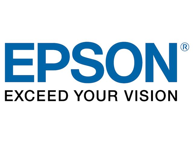 Logo Epson - Exceed Your Vision