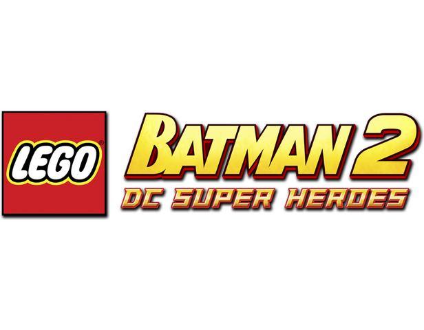 Logo LEGO Batman 2 - DC Super Heroes