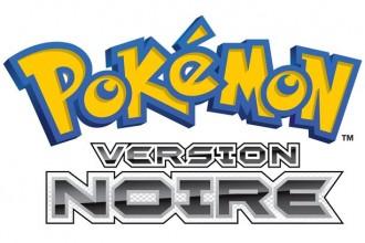 Logo Pokémon version Noire