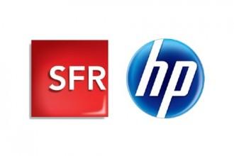 Logo SFR & HP