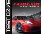 Logo Test Drive - Ferrari Racing Legends