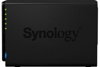 Synology DiskStation DS412+ 03