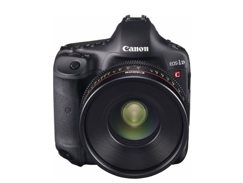 Canon EOS-1D C 02